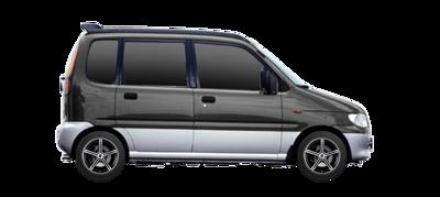Tyres for Daihatsu Vehicles - Goodspanner